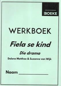 Picture of Fiela se kind - Die Drama Werkboek Graad 12 Eerste Addisionele Taal