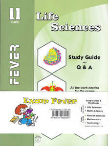 Picture of Exam Fever Life Sciences Grade 11 Study Guide (Set) Fourth Edition