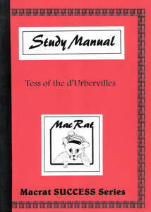 Picture of Macrat Tess of the D'Urbervilles Literature Study Guide