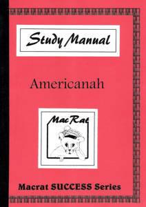 Picture of Macrat Americanah Literature Study Guide