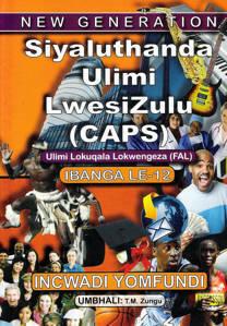 Picture of New Generation Siyaluthanda Ulimi LesiZulu Ibanga 12 Incwadi Yomfundi (First Additional Language)