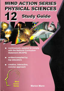 Picture of Mind Action Series Physical Sciences Grade 12 Study Guide (NCAPS)