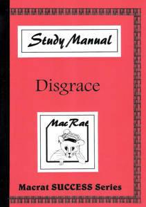 Picture of Macrat Disgrace Literature Study Guide