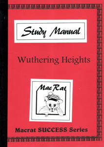Picture of Macrat Wuthering Heights Literature Study Guide