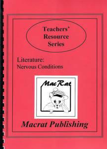 Picture of Macrat Nervous Conditions Literature Study Guide