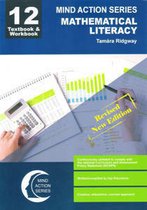Picture of Mind Action Series Mathematical Literacy Textbook & Workbook NCAPS (2020)