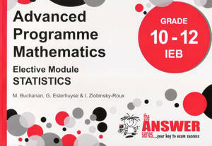 Picture of The Answer Series AP Maths (IEB) Statistics