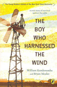 Picture of Boy Who Harnessed the Wind - Bryan Mealer and William Kamkwamba (Young Reader's Edition)