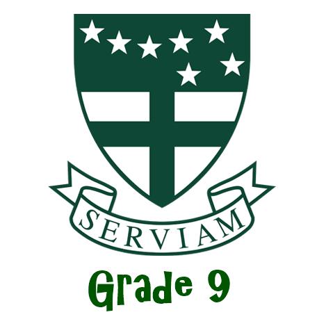 Brescia House Grade 9