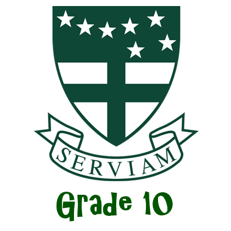 Brescia House Grade 10
