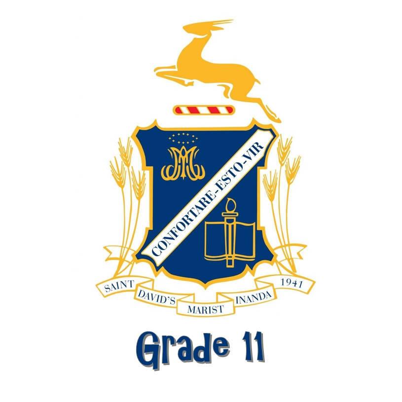 St David's Grade 11