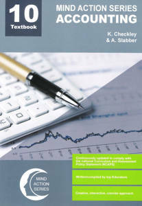 Picture of Mind Action Series Accounting Grade 10 Textbook (2020)