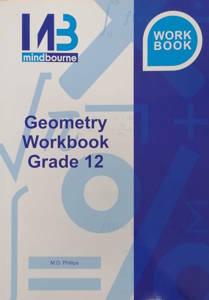 Picture of Mindbourne Maths G12 Geometry Workbook