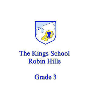 Picture of The King's School RH Grade 3 2022