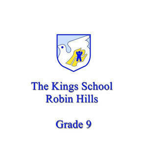 Picture of The King's School RH Grade 9 2022
