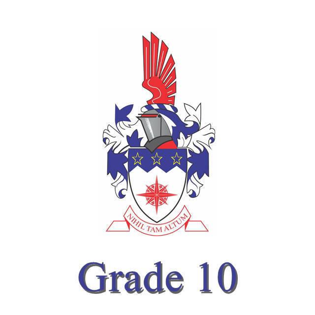 Northcliff High School 2022 Grade 10