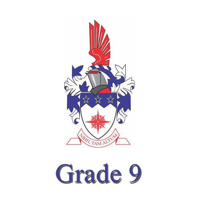 Northcliff High Grade 9