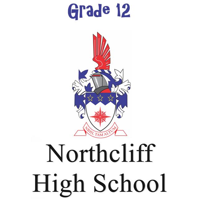 Northcliff High School 2022 Grade 12